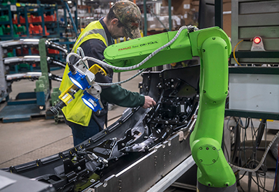 A3: North American Robot Orders Up 20% Over 2020