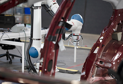 Symbio Robotics Teams with Ford Motor to Deploy AI-Controlled Robots